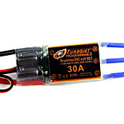 30A Brushless ESC Med BEC for fly (Air-Cool)