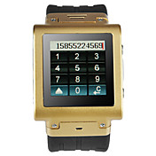 W838 Fast Metal Vandtæt Watch Smart Phone