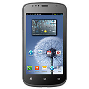 ICUBOT A600 Android 4.0 Smartphone WCDMA 4,3 &quot;WVGA capacitif, Dual SIM, Wi-Fi et GPS - Noir