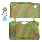 Protective Camouflage Silicon Case for Nintendo DSi XL/LL (Assorted Colors)