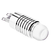 G9 3W 240-270LM 6000-6500K naturligt hvidt lys LED Spot pre (220V)