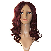 Lace Front 20 Inch Body Wave Heat-resistant Hair Wigs
