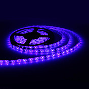Waterproof 5M 300x3528 SMD Blue Light LED Strip Lamp (12V)