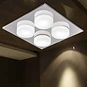 3W 4-lumire Glass Ceiling Light LED
