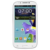 N9330 MT6577 1GHz Android 4.1.1 dual core capacitivo 5.5inch telefono cellulare touchscreen (Wi-Fi, FM, 3G, GPS)