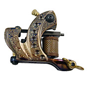Damascus Steel Tattoo Machine Gun for Liner