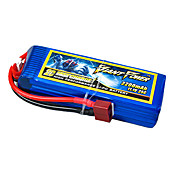 2200mAh 11.1V/3S 25C Lipo batteri for RC-modellen