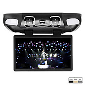 15.6 Inch Roof Mount Car DVD Player Support Game, SD Card