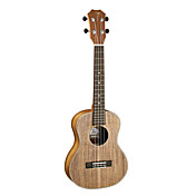 TOM - (TUT-700) Laminated Koa Tenor Ukulele with Bag