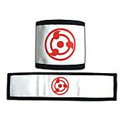 Wrist Band Inspired by Naruto Itachi Uchiha's Sharingan