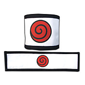Wrist Band Inspired by Naruto Uzumaki's Uzumaki