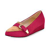 Beautiful Suede Wedge Heel Wedges Party / Evening Shoes (More Colors)