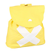 cosplay borsa ispirata da un pezzo chopper giallo tony tony