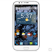 "s7589 - android 4.1 quad core cpu téléphone intelligent avec 5.8 ""ips HD tactile capacitif (4 Go ROM, 3G, WiFi)"