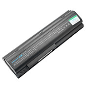9 cellers laptop-batteri for HP Pavilion DV5100 DV5200 DV5300 Ze2000 ZE2500 og More (10.8V, 6600mAh)