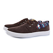 Men's Anti-slip Lace-up Leisure Shoes (Assorted Color)