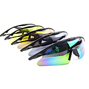 K100 Polycarbonate Shock Resistant Glasses (Assorted Colors)