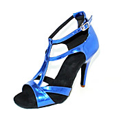 Customized Women's Leatherette Upper T-Strap Latin / Ballroom Dance Shoes (More Colors)