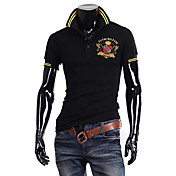 Men's Shirt Collar Polo Short Sleeve T-Shirt