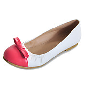 Leatherette Flat Heel Round Toe With Split Joint Casual / Party / Evening Shoes (More Colors)