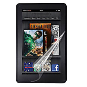 "PET materiaal 7 ""Tablet Screen Protector voor de Amazon Kindle Fire HD (Highly Transparant Membrane)"