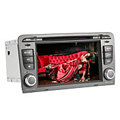 7 tommers bil dvd spiller for audi a3 (gps, 3G/WiFi, bluetooth, RDS, ipod)