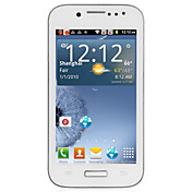 S8190 MT6515 Android 4.1 4.0Inch kapacitiv touchscreen mobiltelefon (WiFi, FM)