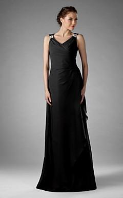 AUDRA - Vestido de Damas em Chifon e Cetim