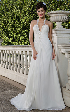 ISABELL - Abito da Sposa in Chiffon