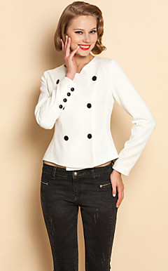 TS Double Breast Fishtail Jacket