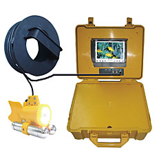 """venta al por mayor pescadores submarinos de la cámara a colores con monitor de 7 """"(cr110-7) (szq440)"""