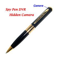venta al por mayor grabador de alta resolución 1280x960 bolígrafo espía de vídeo digital, cámara pin agujero (qw083)