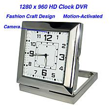 venta al por mayor reloj con estilo, con cámara de seguridad oculta