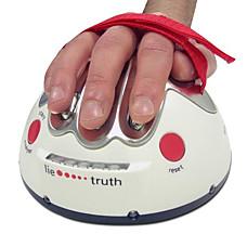 venta al por mayor descarga eléctrica detector de mentiras (qw147)