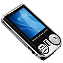 2g 2gb TFT mp3/mp4 player pmp + falantes + slot SD (bcm182)