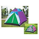 Eight People Twin Size Outdoor Camping Tent (HYYP116)(Start From 5 Units)