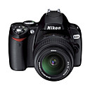 Nikon D40 fotocamera reflex digitale con 18-55mm lens kit