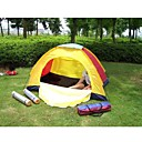 Two People Tent+Two Moisture Resistant Pads+24 LED Tent Light (HYYP206)(Start From 10 Units)