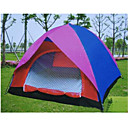 Three People Twin Size Tent+ Moisture Resistant Pad+24 LED Tent Light (HYYP181)(Start From 10 Units)