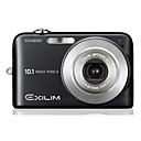 Casio EX-Z1050 10.1MP Digital Camera 3x Anti Shake Optical Zoom/Black(2GB SDCard +More)Free Shipping