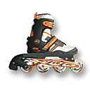 Cougar Rollerblade Youth Adjustable In Line Skates Shoes Size US 4.5-6/EU 34-37(PF139.1)