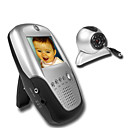 2.4GHZ Wireless Baby Monitor Set-TFT LCD+IR Camera (AF024) (Start From 5 Units)-Free Shipping
