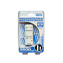 3600mAh Rechargeable Battery Pack for Wii Controller (GM236) (Start From 50 Units)