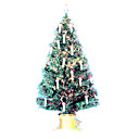 Fiber Optic Artificial Christmas Tree+Candle 150CM (GQ-505C)(Start From 5 Units)-Free Shipping