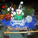 Snowman Gift Basket (HH014) (Start From 30 Units)-Free Shipping