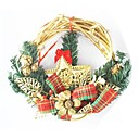 Decorated Grapevine Wreath (217044)(Start From 30 Units)-Free Shipping