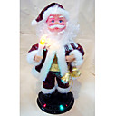 Santa Clause Christmas Ornament (LR027) (Start From 30 Units)-Free Shipping