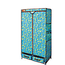 """DAGEDA Durable Portable Non-woven Storage Wardrobe (JAJU001)(Start From 10 Units)-Free Shipping"