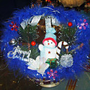 Lovely Snowman Gift Basket (HH016) (Start From 30 Units)-Free Shipping
