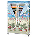 GUANGDA Durable Portable Non-woven Storage Wardrobe (JAJU013)(Start From 10 Units)-Free Shipping